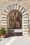 Sorano (Tuscany, Italy) Royalty Free Stock Images