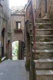 Sorano (Tuscany, Italy) Stock Image