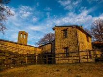 Sorano, Tuscany Stock Photography