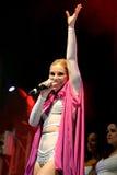 Soraya (chanteur) au festival de bruit de Primavera Image stock
