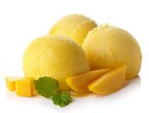 Sorbet манго Стоковое Изображение