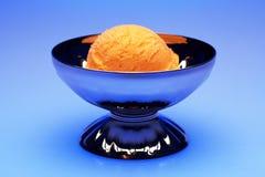 sorbet персика Стоковые Изображения