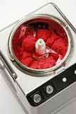 Sorbet maker Royalty Free Stock Photos