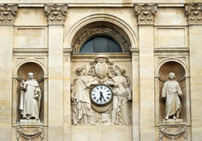 Sorbonne. Royalty Free Stock Photos