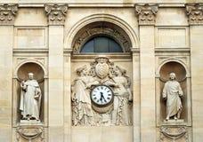 Sorbonne. royaltyfria foton