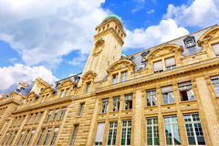Sorbonne or University of Paris. In Paris, France Royalty Free Stock Image