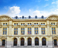 Sorbonne or University of Paris. In Paris, France Stock Photo