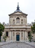 Sorbonne University, Paris, France. Chapel of the Sorbonne University of Paris, one of the oldest universities in the world Stock Images