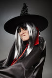 Sorcerer portrait Royalty Free Stock Photography
