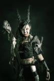 Sorceress Arkivfoto