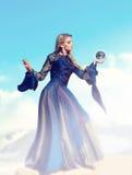 Sorceress Royalty Free Stock Photos