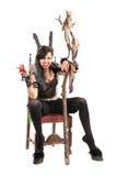Sorceress Stock Image