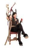 Sorceress Stock Photos