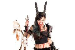 Sorceress Stock Photo
