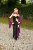 Sorceress Royalty Free Stock Photo