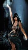 Sorcerress Стоковая Фотография RF