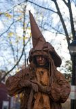 Sorcière de Salem photographie stock libre de droits
