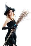 Sorcière Halloween Image stock