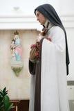 Sorella santa Immagine Stock