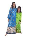 Sorelle adolescenti malesi II Fotografie Stock