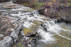 Sorellina Falls Immagini Stock Libere da Diritti