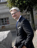 SOREN PIND_DENMARKS NYHETERNAMINISTER FÖR RÄTTVISA Royaltyfria Foton
