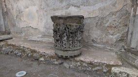 sorento historische ruïnes Royalty-vrije Stock Foto's