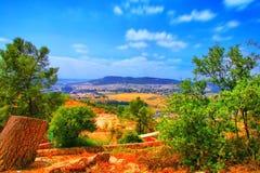 Soreq Avshalom jamy podróż w Izrael Obrazy Royalty Free