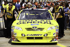 Soreson's 2010 All Star Dollar General Toyota Royalty Free Stock Photography