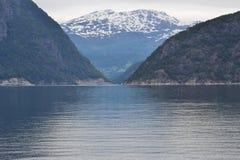 The Sorfjord in Norway, Scandinavia, Europe. Royalty Free Stock Photo