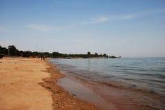 Sorgente della spiaggia Fotografie Stock