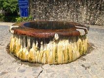 sorgente di acqua calda del ‰ del ¹ del à Fotografie Stock