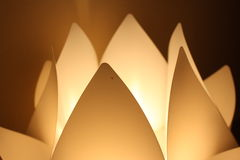 Sorgente luminosa Fotografie Stock