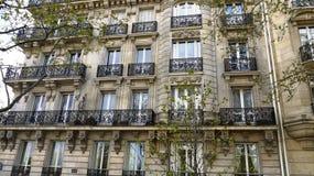 Sorgente a Parigi Fotografia Stock Libera da Diritti