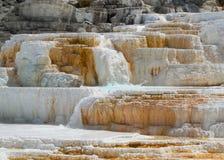 Sorgenti di acqua calda minerali Yosemite immagine stock libera da diritti