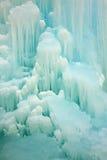 Sorgenti di acqua calda nell'Utah Fotografia Stock