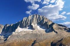 Sorgfalt-Alt - Adamello Trento Italien Stockbild