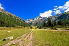 Sorgfalt-Alt - Adamello Trento Italien Lizenzfreies Stockbild