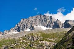 Sorgfalt-Alt - Adamello Trento Italien Lizenzfreie Stockbilder