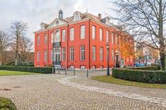 Sorghvliedt kasztel w Hoboken, Antwerp Obrazy Stock