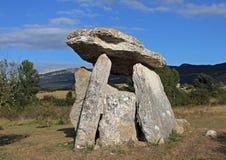 sorginetxe euskadi dolmen Стоковое Изображение