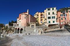 Sori, Liguria, Italy Stock Image