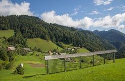 Sorica village, Slovenia Stock Photos