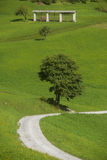 Sorica village, Slovenia. Sorica village in the west part of Slovenia stock photography