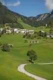 Sorica village, Slovenia Royalty Free Stock Photos