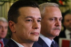 Sorin Mihai Grindeanu - proposal for the prime minister of Roman Stock Images