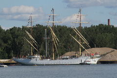 Sorlandet - Tall Ship Royalty Free Stock Images