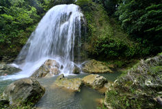 SOROA WATERFALL Stock Photography