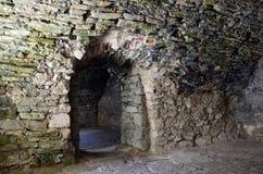 Soroca cave Royalty Free Stock Image