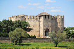 Soroca Festung lizenzfreie stockfotos